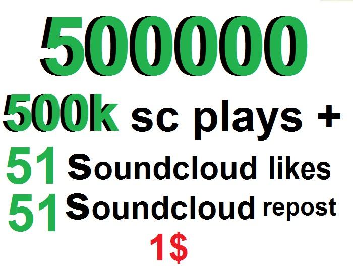 501k USA soundcloud plays 51 soundcloud likes 51 repost 10 comments