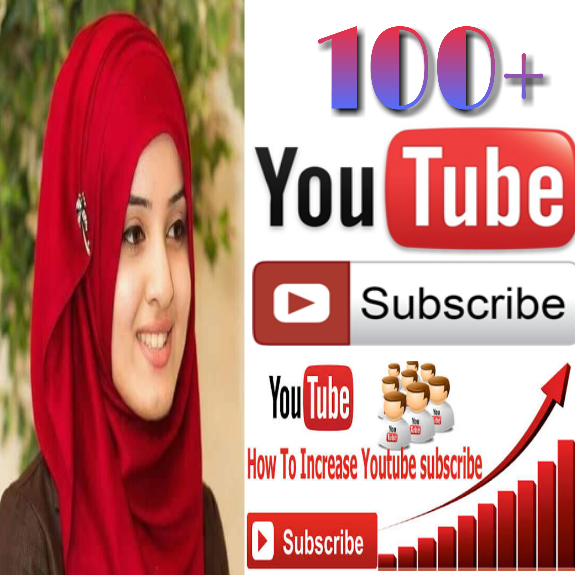 Fast provide  100+ Non-Drop channel subscriber very fast in 2-1 hours