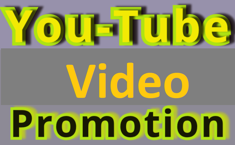 Safe YouTube Video Marketing Promotion