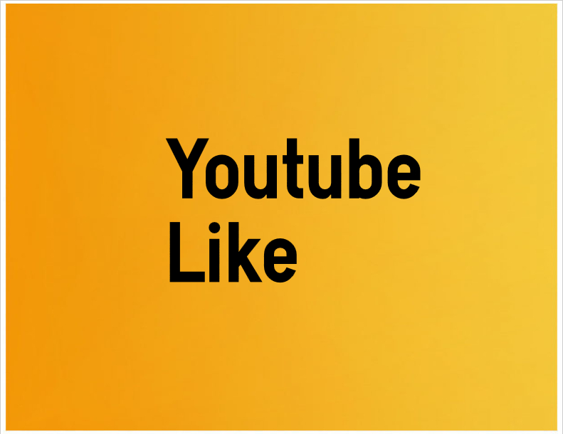 I will give you 1000 youtube likes only