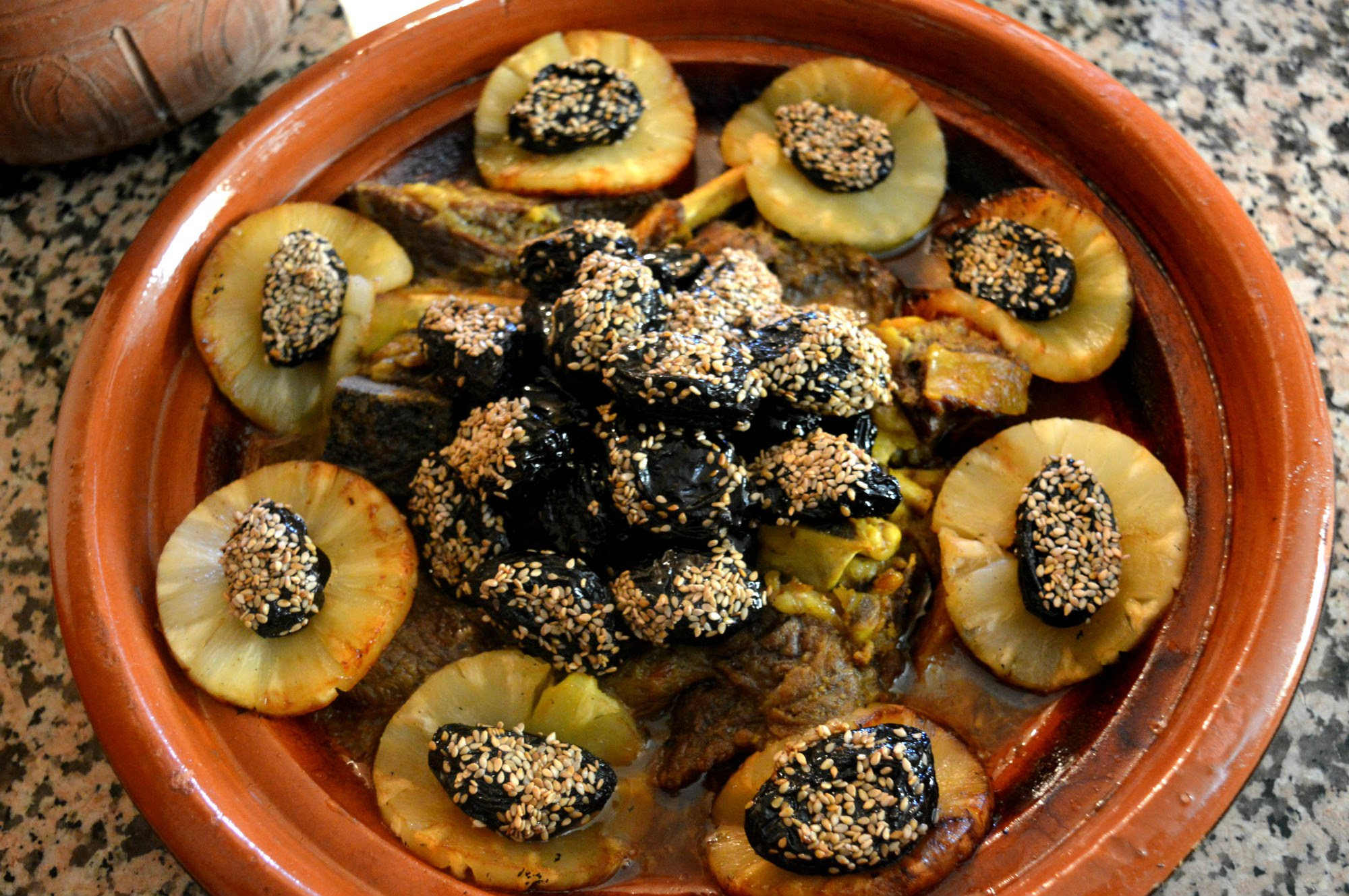 how to prepare a delicious moroccan tagine