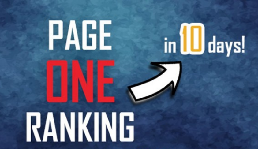 Boost you Page ranking in 10-15 days! + FREE 300 visitors daily
