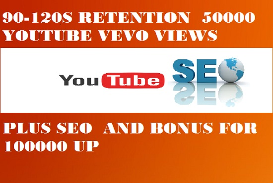 BEST SOLUTION FOR YOUTUBE VEVO SUPPORTED PERMANENT VIEWS