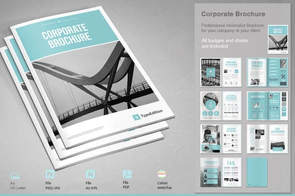 will design professional brochure,  Gflyer,  postcard