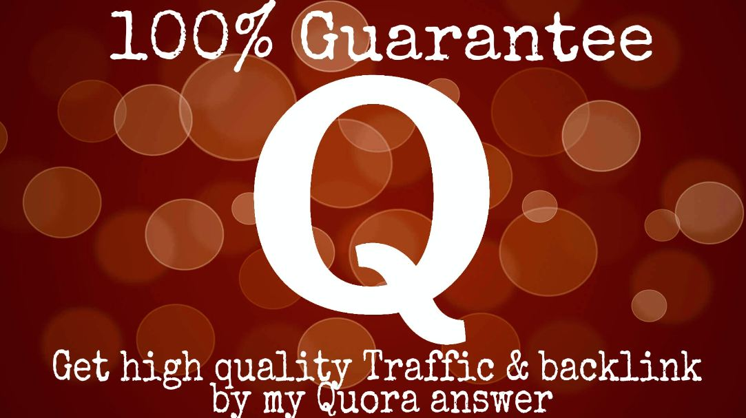 Promote Your Website On Quora With 25 High Quality Answer