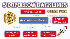5 Manually Created HIGH TF CF DA PA 30+ to 10 Dofollow PBN Backlinks