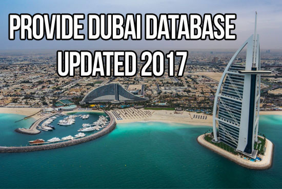 Give You Dubai Business Database
