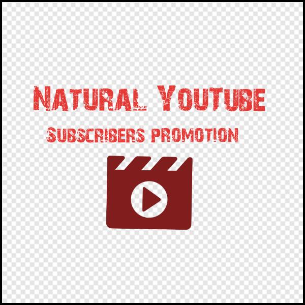 Wonderful Quick Natural You+Tube Sub Promotion