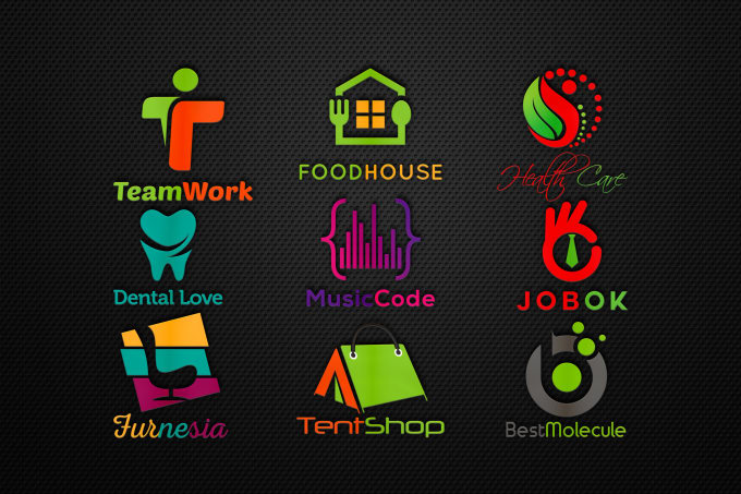 Design Modern Company Business Brand Website Logo  (3)