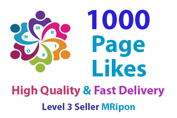 Start Instant 1000 High Quality Page Likes