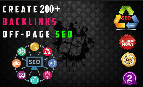Link Building 200 SEO Backlinks To High DA & PR Website