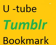 800  tumblr (like/ reblog / follow)for  or 250 bookmark or 100 YT video  embed for