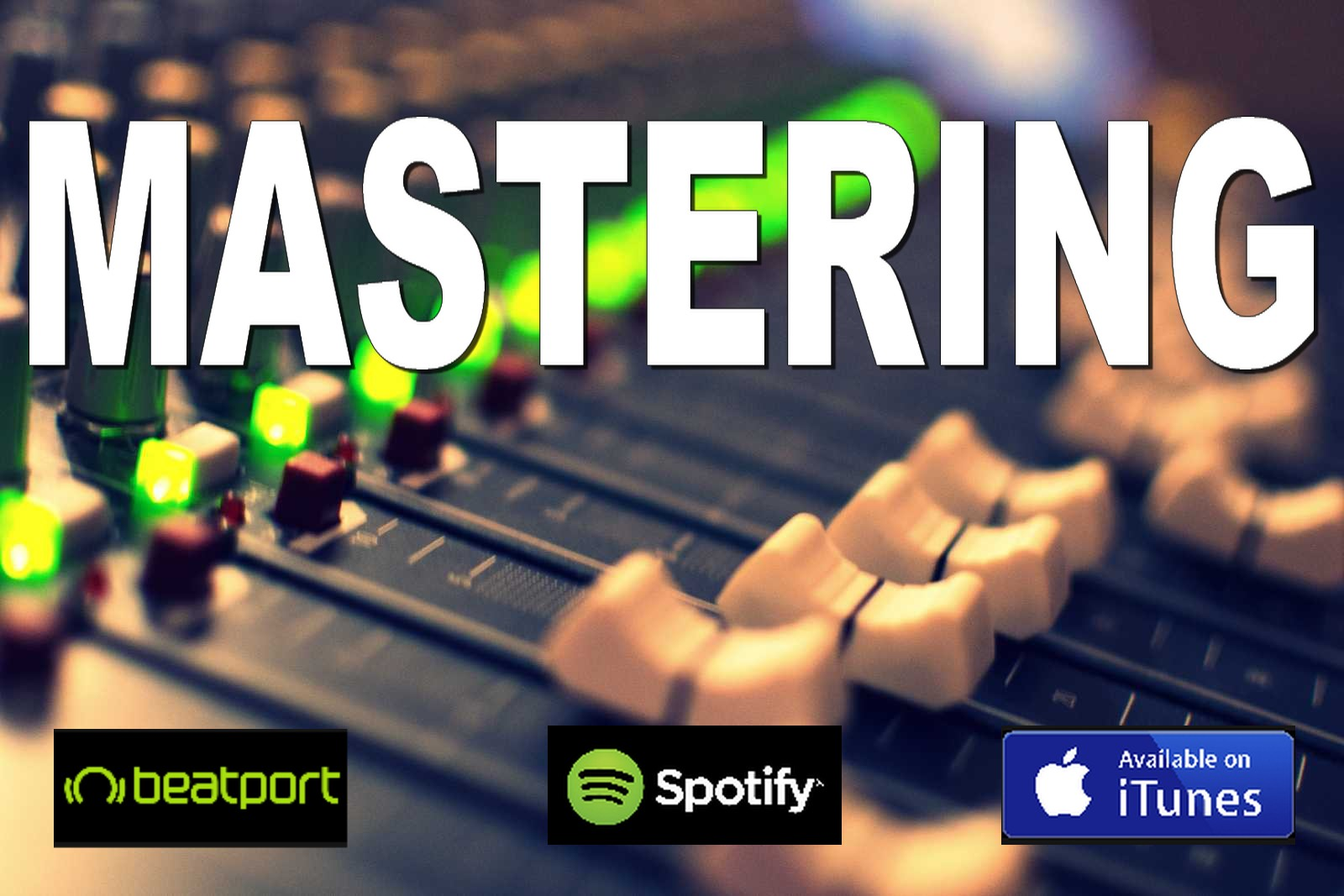 i Master your track/song for Beatport,Itunes,Spotify...