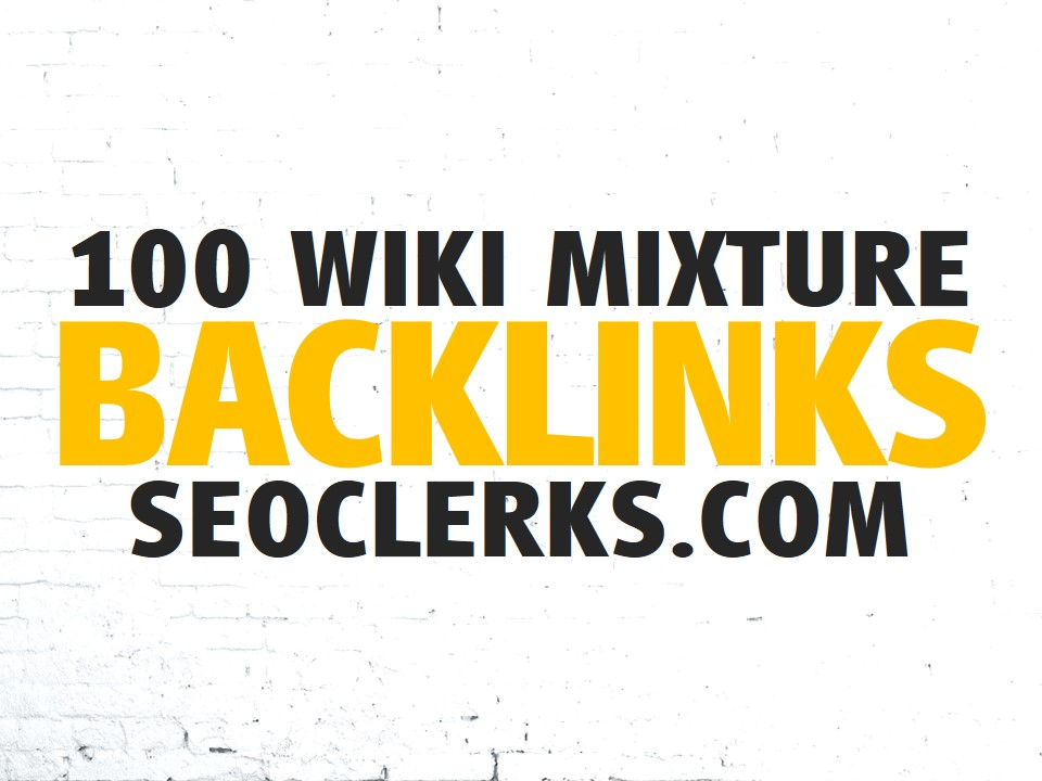 DO 100 WIKI BACKLINKS