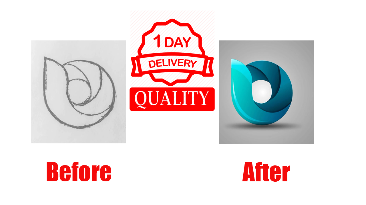 make you professional logo