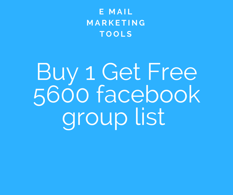 E mail Marketing Tools for $5