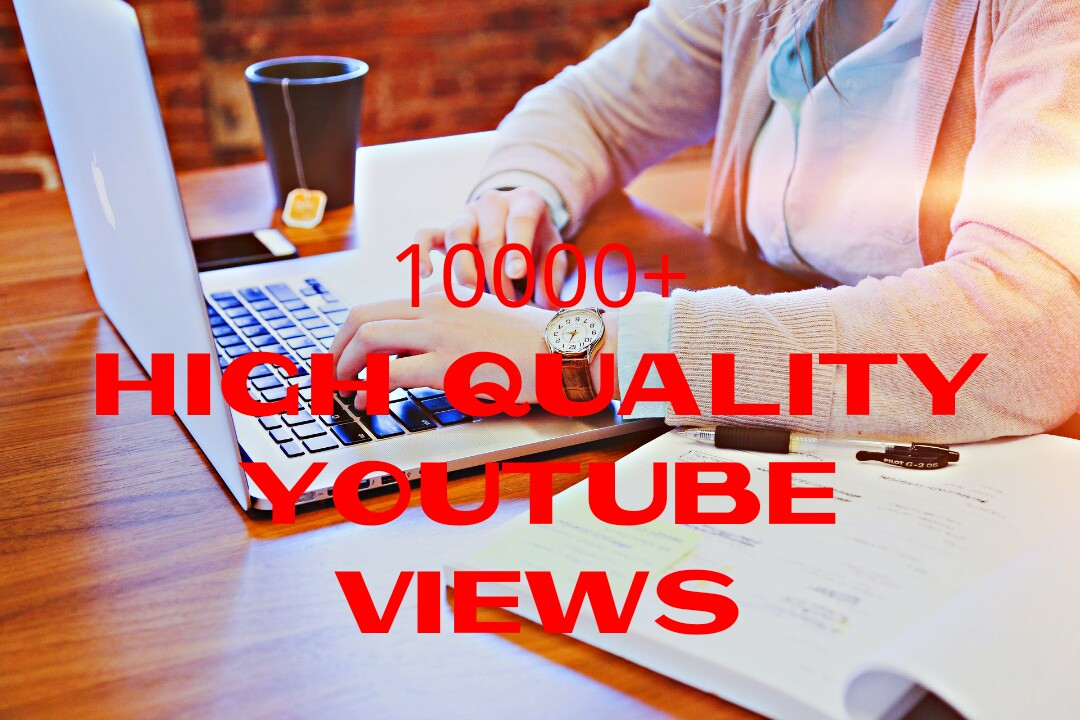 Do your youtube promotion with HQ, real &  active viewers