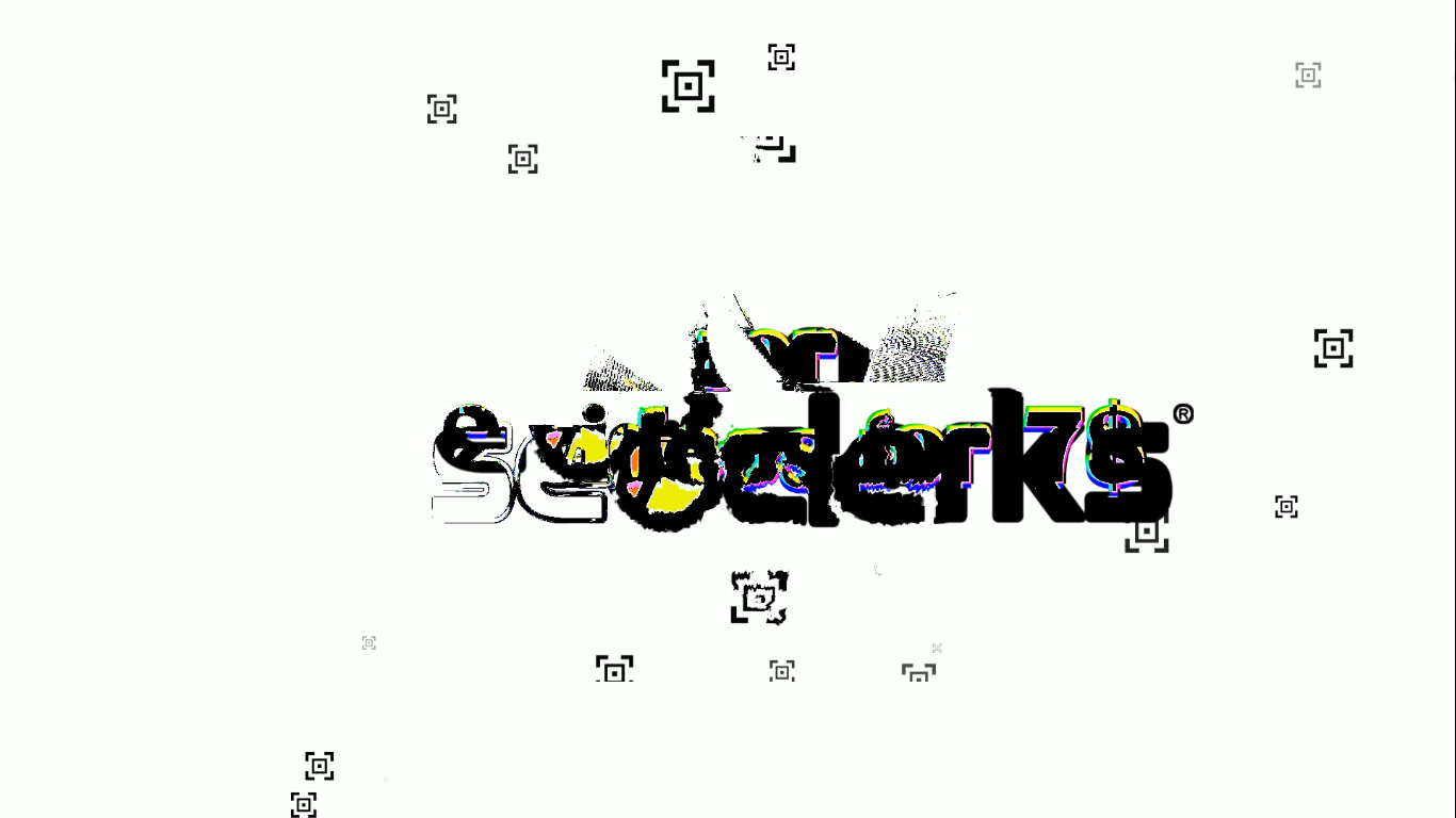 Glitch Effect to any of your 2 logo or video