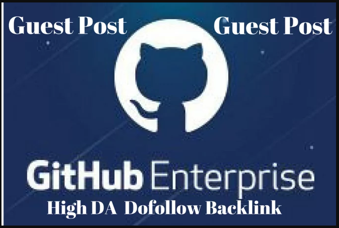 Write And Publish Guest Post On Github Da 97 Pa 95