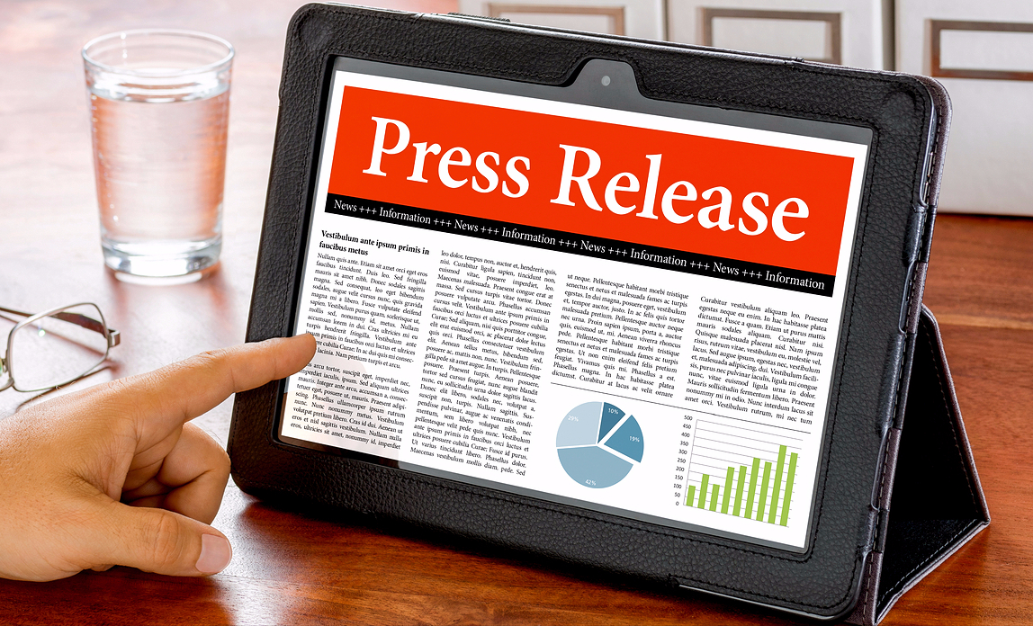Distribute Your Written Press Release  10 Top Rank News Network