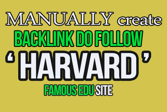 Manually Create Guest Post From Harvard Edu