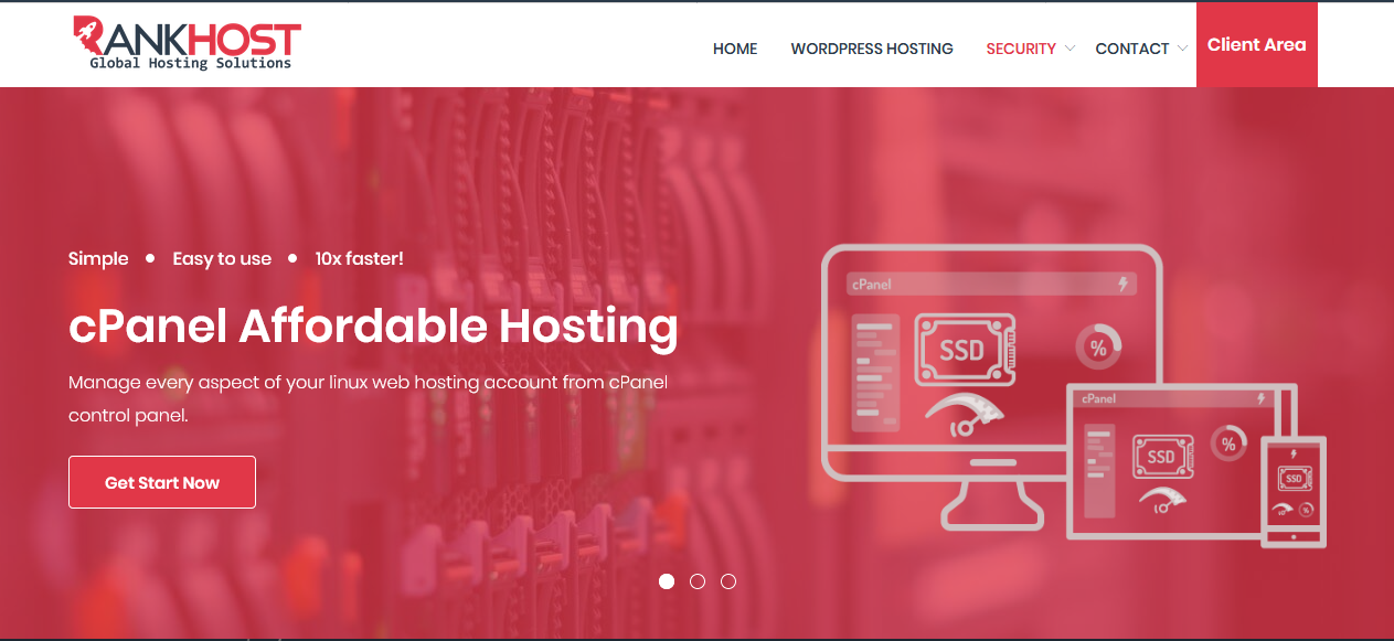 $1/monthly Pure SSD cPanel Hosting + FREE SSL