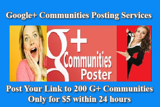 Google plus Community post 200