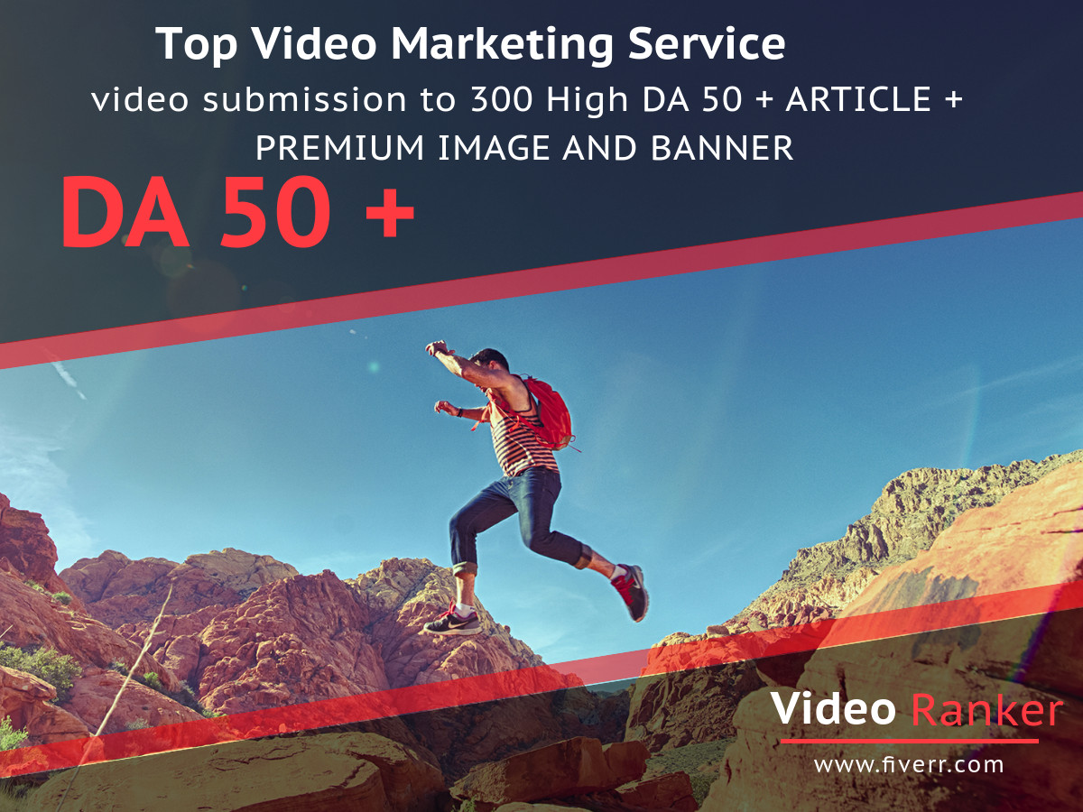Do Video Submission On 300 Da Pa Cf Tf 50 Plus Sites