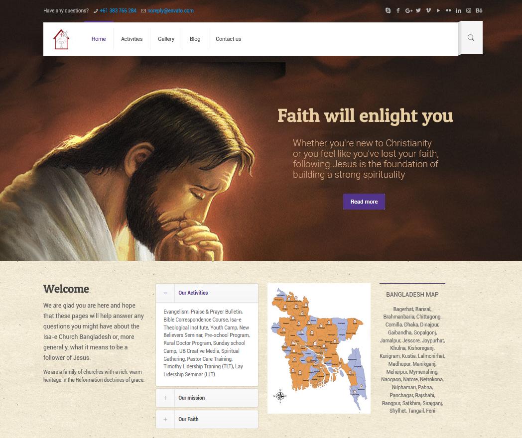 Create Professional Wordpress Website Responsive & Custom Design with best servic