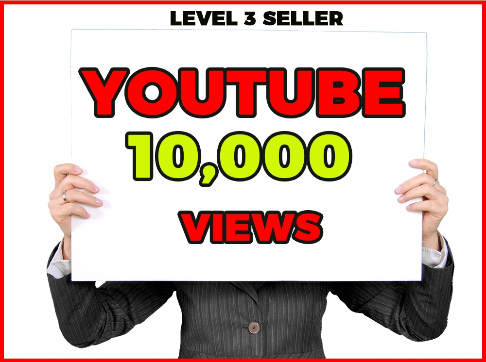 Super Fast Delivery 5000-10000 Youtube High Retention Vie ws