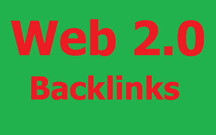 Do manually 10 web 2.0 powerful profile back-links