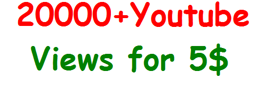 Instant start 7000+ you.....tube high quality views