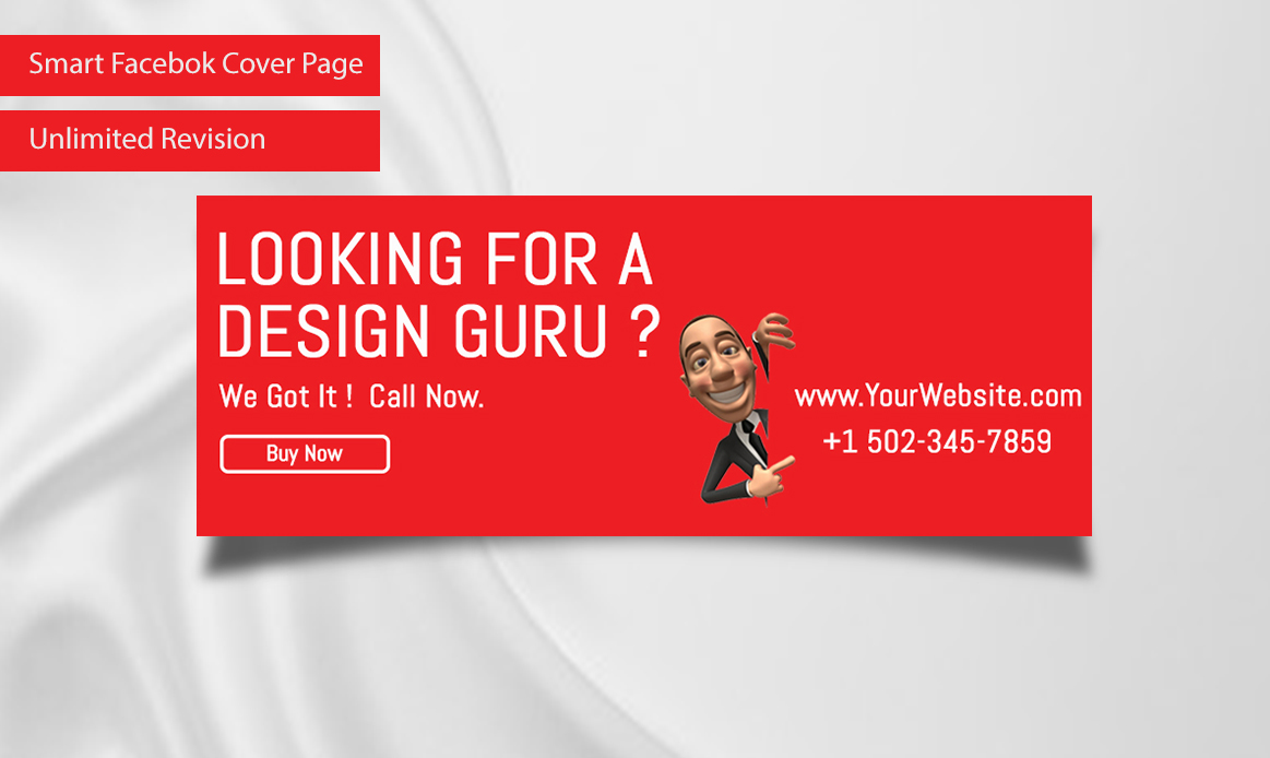 Amazing Facebook Cover Page Design