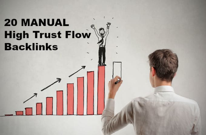 20 blog commenting,  high trust flow