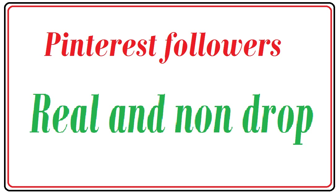 genuine human 420 pinterest followers or 10,000 website traffic guarantee