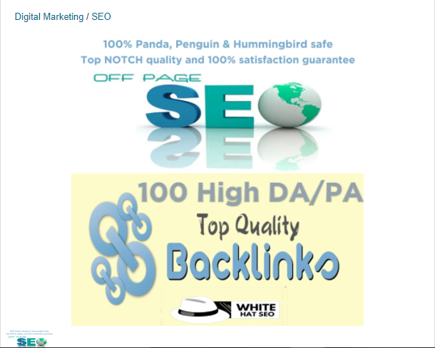 Help you to rank first in google