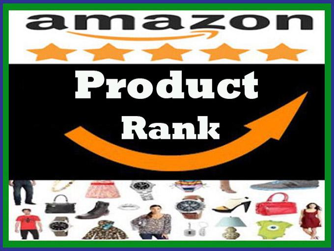 Do Rank Your Amazon Product