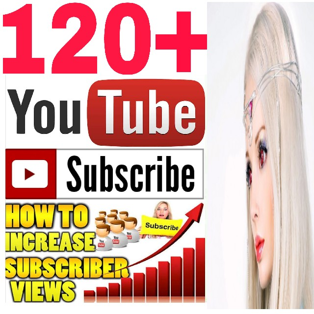 Special offer 120+ Non Drop channel subscriber very fast delivery within 2-8hours