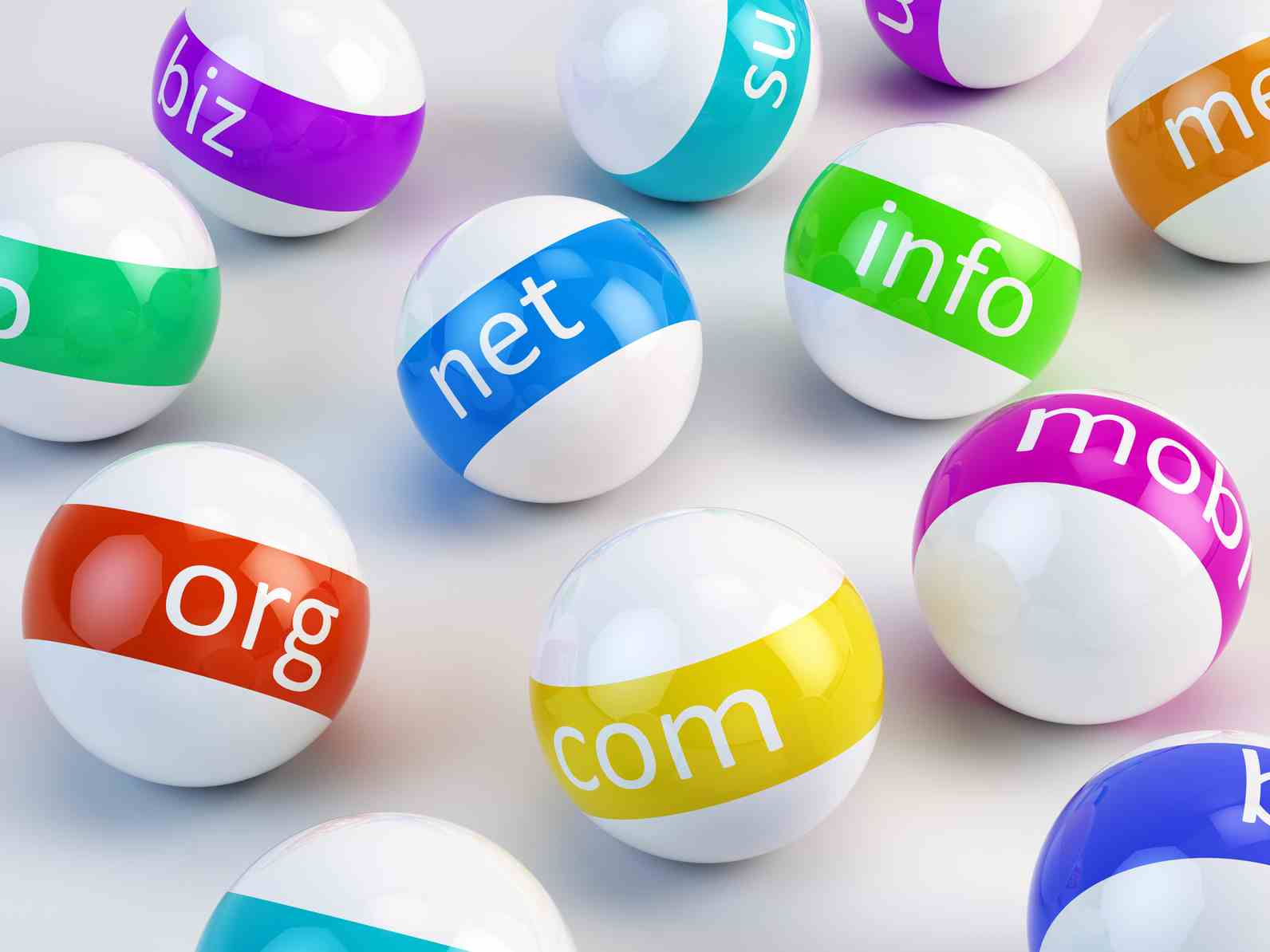 Help you found a good domain for your company