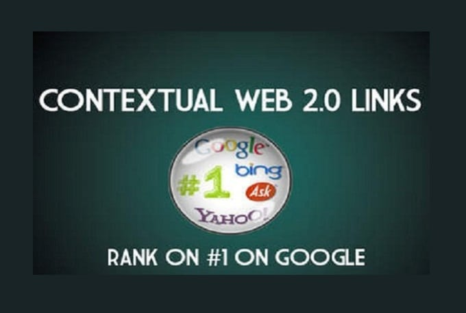 Creating 20 High DA Contextual Backlinks for your site