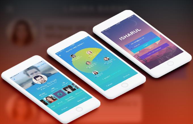 I am a Awesome Mobile App designer