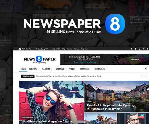 I can Install for you Newspaper 9 theme