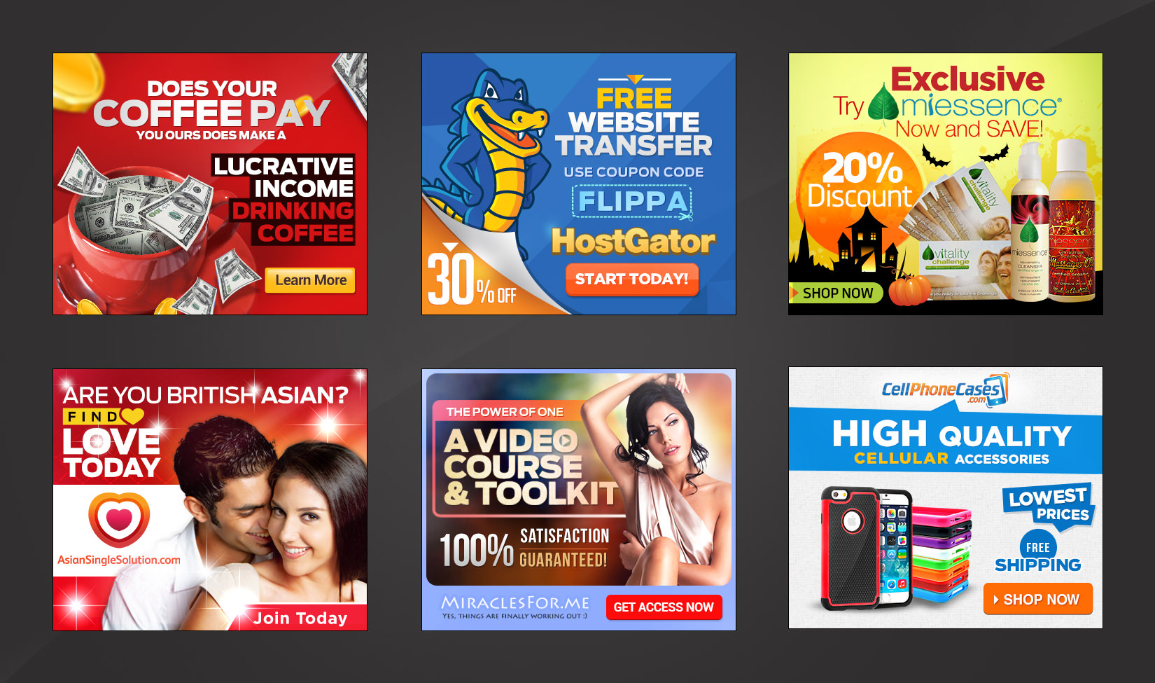 Design An Attractive, Professional Web Banner, Ad, Header & Book Cover