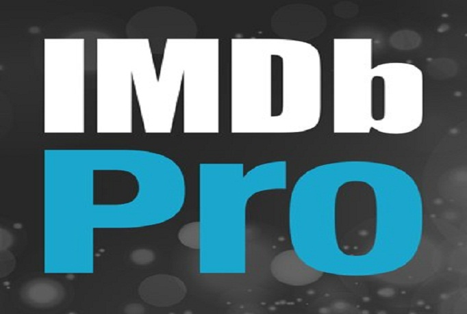 Create your Personal Profile or Film details in IMDb Pro or IMDb