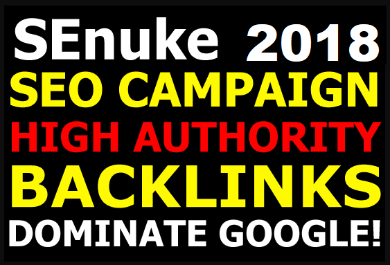 Run A Powerful SEO Campaign For 2018 Top Rankings