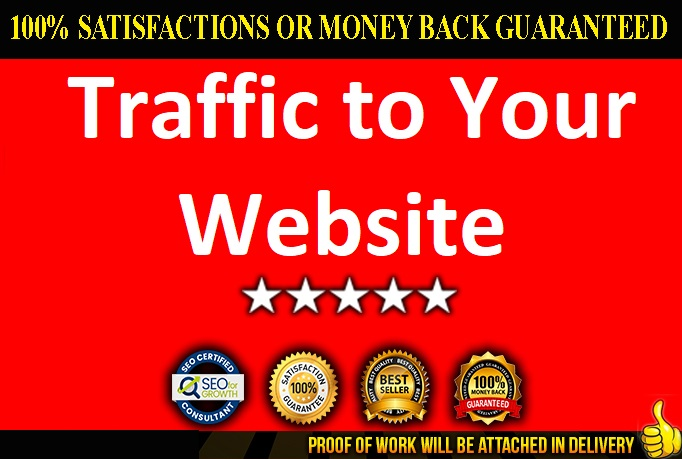 Send 100,000+ real traffic from USA. Limited Time Off...