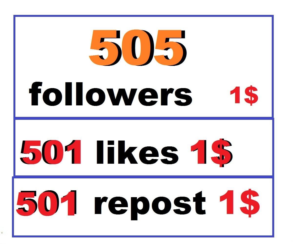 instant 515 permanent  soundcloud followers  or 515 soundcloud likes or 515 soundcloud repost