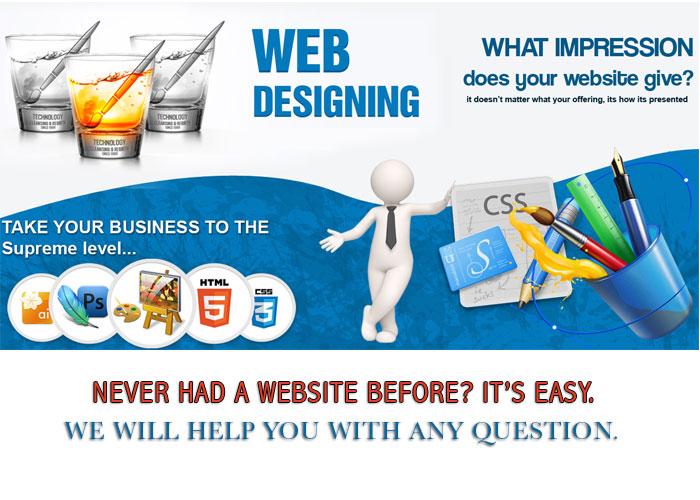 Design & Develop your Professional WordPress Website