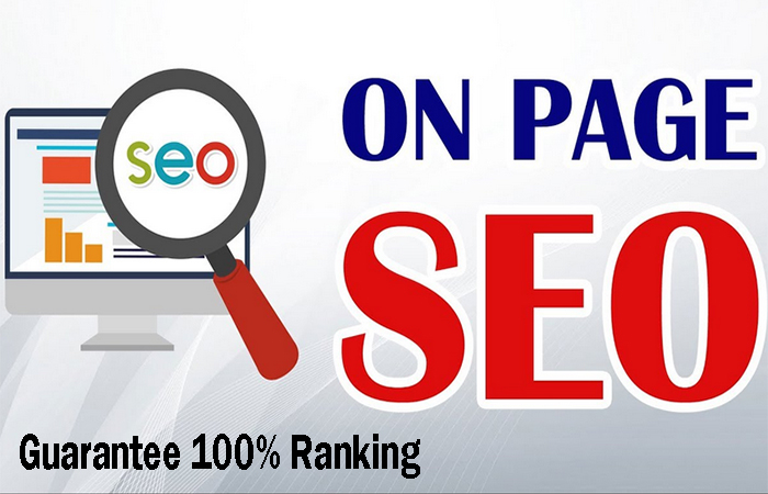 On page SEO for your website or blogs