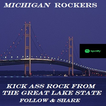 Add Your Track on Michigan Rockers Spotify Playlist over 6000 Followers!!